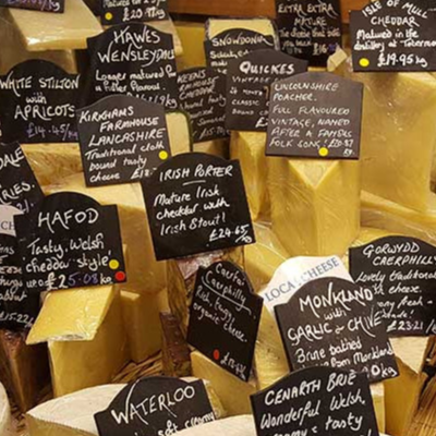 The Mousetrap Cheese Shop